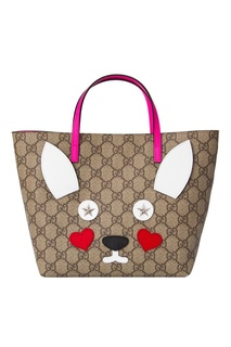 Сумка Rabbit Tote Gucci Children