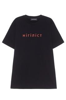 Хлопковая футболка Nigilst Subterranei