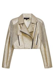 Куртка из шерсти и хлопка «Золото» Esve