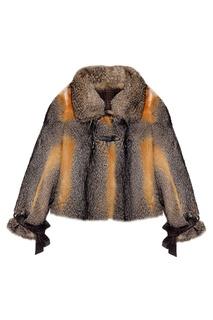 Жакет из меха лисы Color Temperature