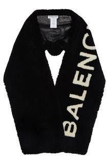 Шарф из овчины Balenciaga