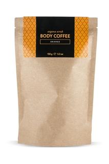 Аргановый скраб Body_Coffee Orange, 150 g Huilargan
