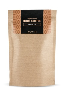 Аргановый скраб Body_Coffee Chocolate, 150 g Huilargan