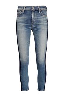 Выбеленные джинсы Citizens of Humanity