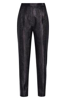 Однотонные брюки «Черная кошка» Esve