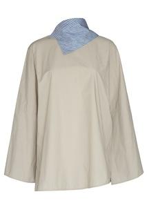 Хлопковая рубашка Acne Studios