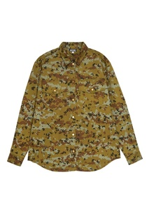 Хлопковая рубашка Artem Krivda