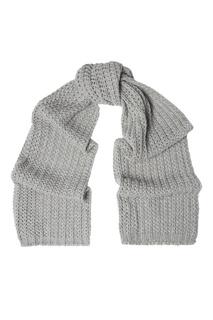 Фактурный шарф Moncler