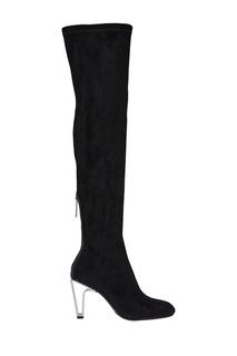 Ботфорты из велюра Icon Tall Boot Hi United Nude