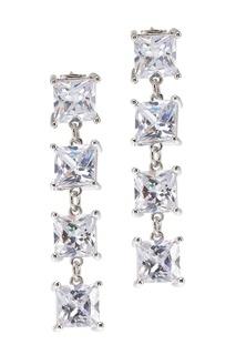 Серьги с кристаллами Herald Percy