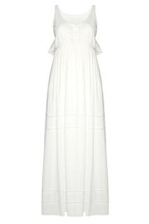 Хлопковое платье Current/Elliott