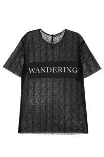 Гипюровая блузка Wandering