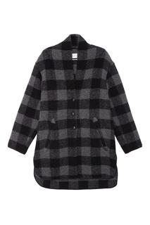 Шерстяное пальто Gino Isabel Marant Etoile