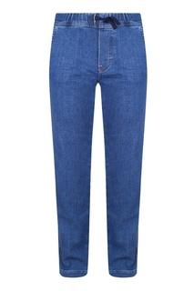 Однотонные джинсы Il Gufo