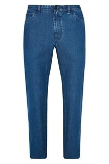 Хлопковые джинсы Brioni
