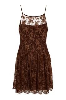 Гипюровое платье (1990-е) Louis Feraud Vintage