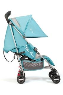 Прогулочная коляска-трость Zest Aqua Silver Cross