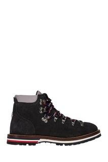 Кожаные ботинки Blanche Moncler