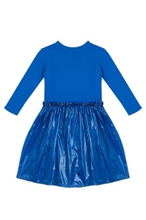 Платье с драпированным подолом LU Kids