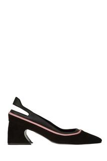 Замшевые туфли Satelitte Rosbalet