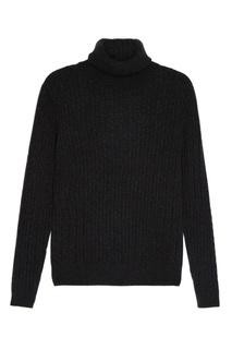 Темно-серый свитер из кашемира Addicted