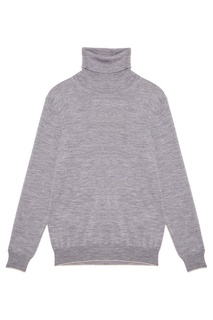 Меланжевый свитер Eleventy