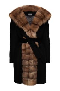 Купить женские пальто с мехом в интернет-магазине Lookbuck  400cc7543a140