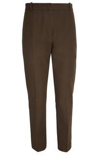 Классические брюки цвета хаки Joseph