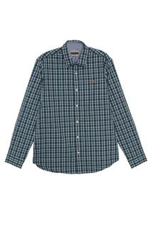 Хлопковая рубашка Glockner Napapijri