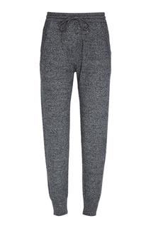 Меланжевые брюки из кашемира Addicted