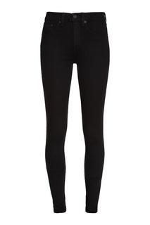 Черные джинсы-скинни Rag&Bone