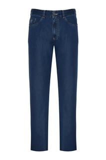 Синие джинсы с логотипом Canali