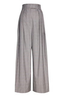 Широкие брюки из хлопка Awake