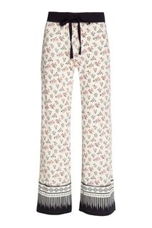 Пижамные брюки с цветами PJ Salvage