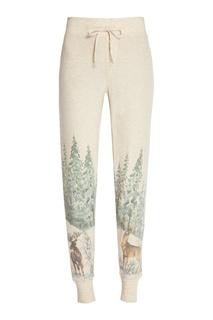 Пижамные брюки с принтом PJ Salvage