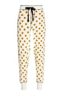 Пижамные брюки со смайлами PJ Salvage