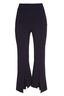Синие расклешенные брюки Stella Mc Cartney