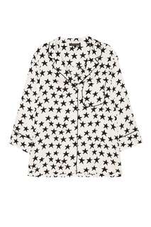 Белая рубашка со звездами Love Stories
