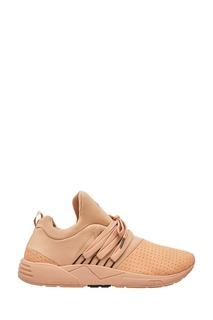 Розовые комбинированные кроссовки Arkk