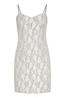 Платье-футляр с кружевом T Skirt