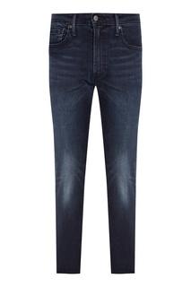 Синие джинсы с потертостями 512™ SLIM TAPER FIT Levis®