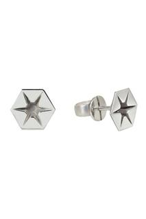 Серебряные серьги Astra Little Thing
