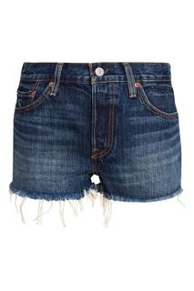Синие джинсовые шорты 501® SHORT Levis®