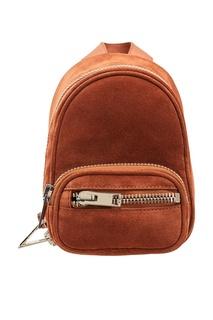 Замшевый мини-рюкзак Alexander Wang