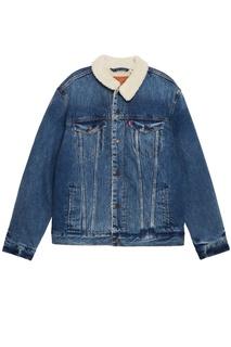 Куртка из денима на меховой подкладке TYPE 3 SHERPA TRUCKER Levis®