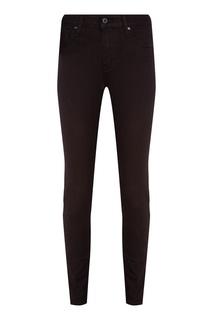 Черные джинсы-скинни 721 High Rise Skinny Levis®