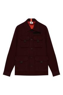 Шерстяная куртка-карго Daily Paper