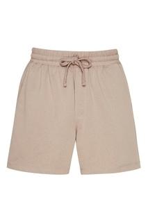 Серые шорты с карманами Zasport