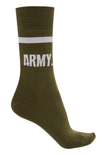 Носки с надписью Army Artem Krivda