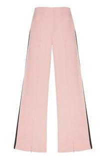 Розовые брюки с лампасами Daily Paper